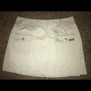 cK Khakis vintage skirt size 13